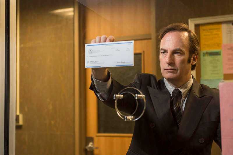 "Ur ""Better call Saul"" - spinoffen till ""Breaking bad""."