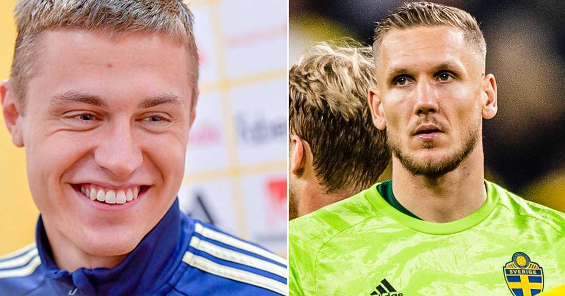 Svanberg och Olsen.