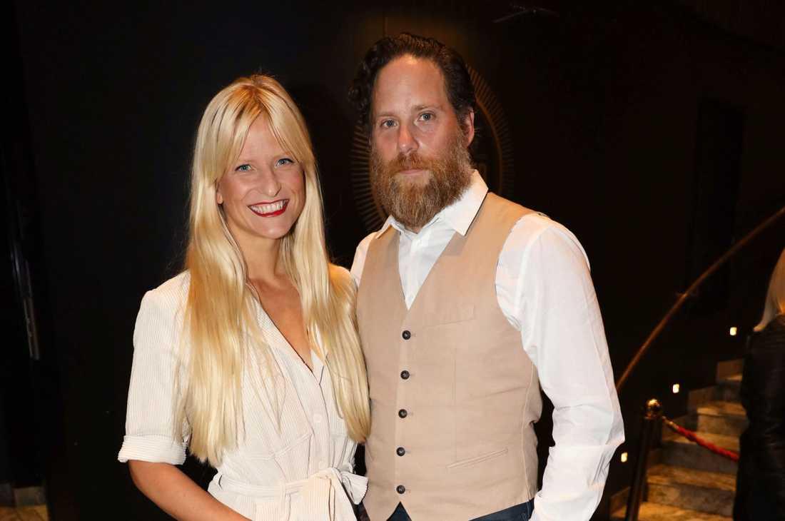 Göran och Jenna Gillinger.