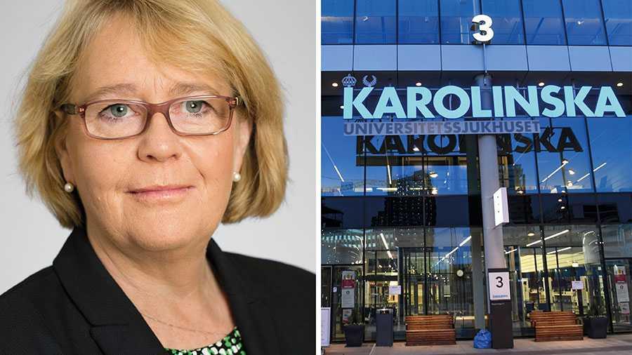 I dag meddelar Karolinska universitetssjukhuset efter genomgång av antal anställda och behoven för att klara vården att ingen vårdanställd kommer att behöva sägas upp. Jag välkomnar detta och det är ett styrkebesked för vården i Stockholm – och för Karolinska, skriver finansregionrådet Irene Svenonius.