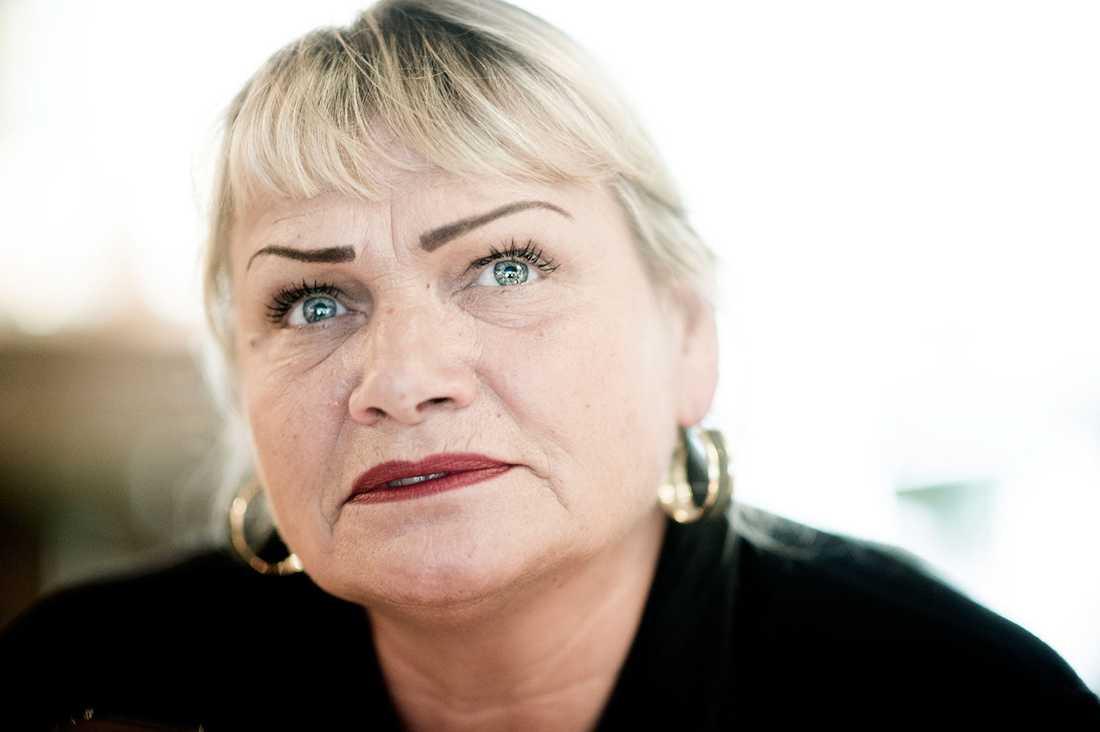 EU-parlamentarikern Soraya Post (Fi).