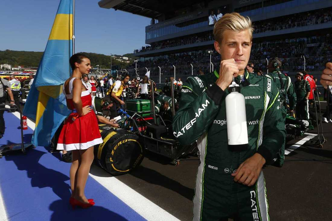 Marcus Ericsson och Ronnie ­Peterson.