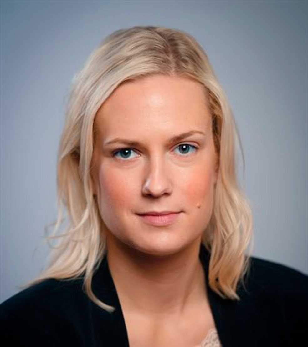 Annika Krutzén (M) är kommunalråd i Linköping .