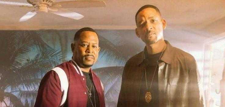 "Will Smith och Martin Lawrence i ""Bad boys for life""."