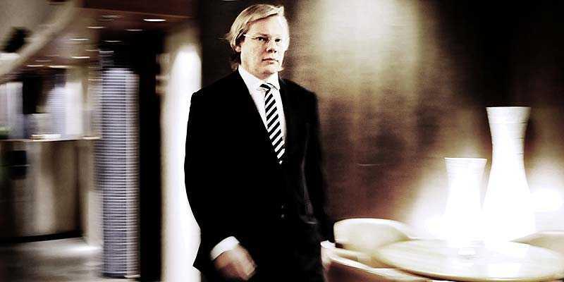 han är miljardmannen Anders Ström startade spelbolaget Unibet för elva år sedan. Sedan dess är bolaget en mångmiljardindustri. Han har dessutom blivit ensam vinnare på V75 och kammat hem miljoner.