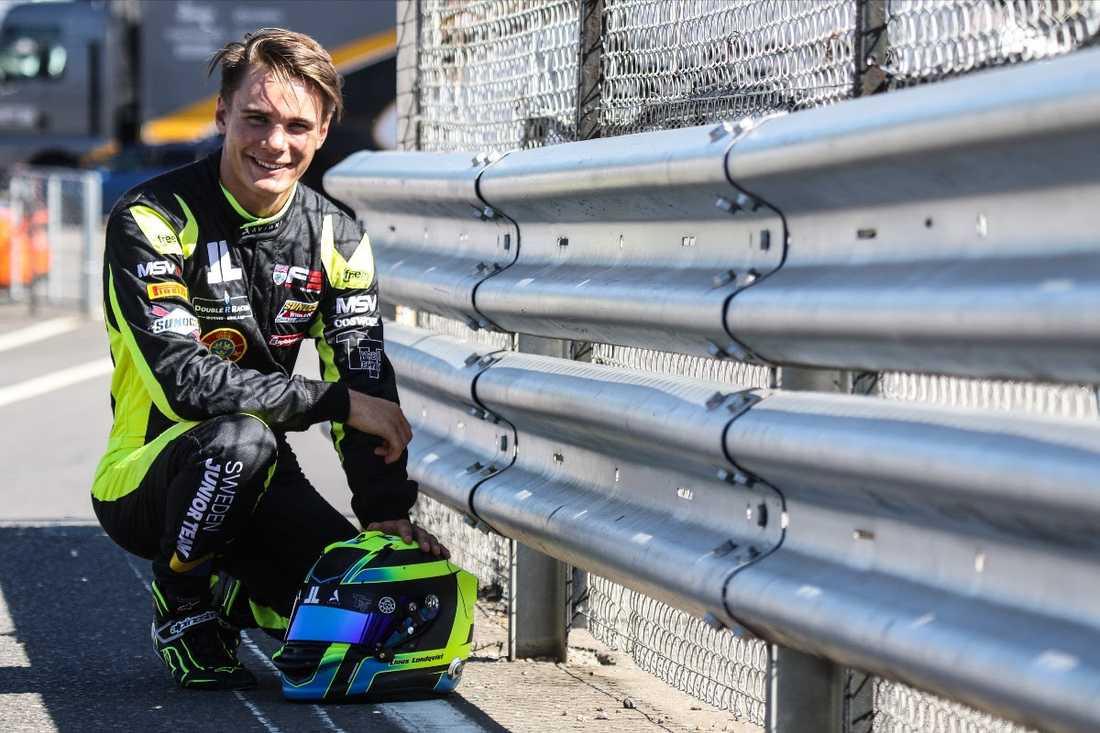 Linus Lundqvist kör Euroformula för Double R Racing 2019, drömmer om F1