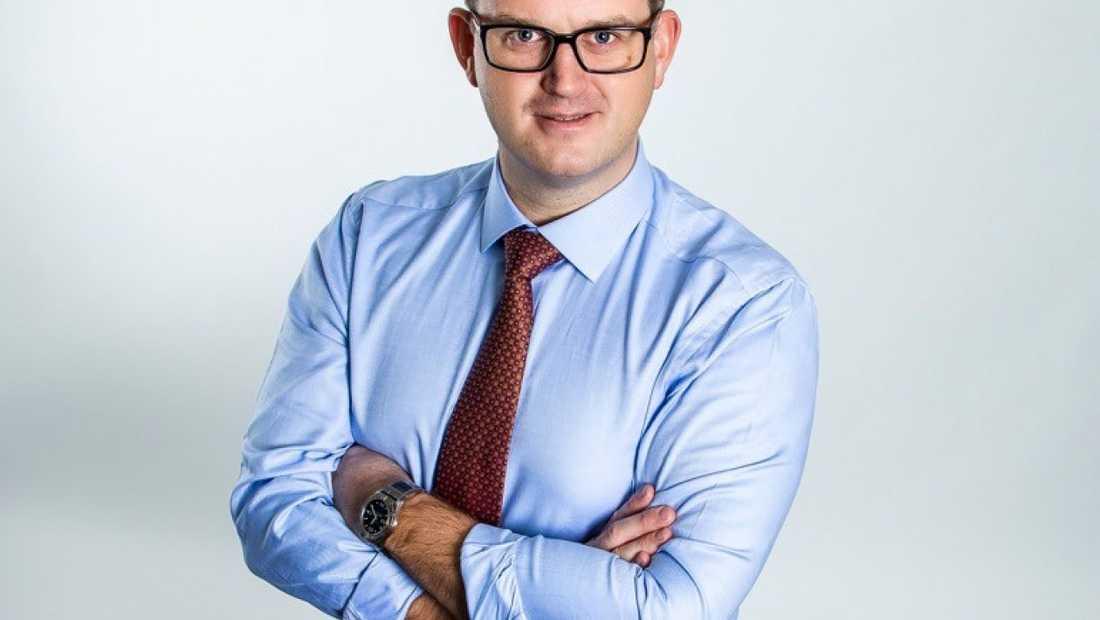 Anders Åhrlin (M)  förbundsordförande i Örebro.