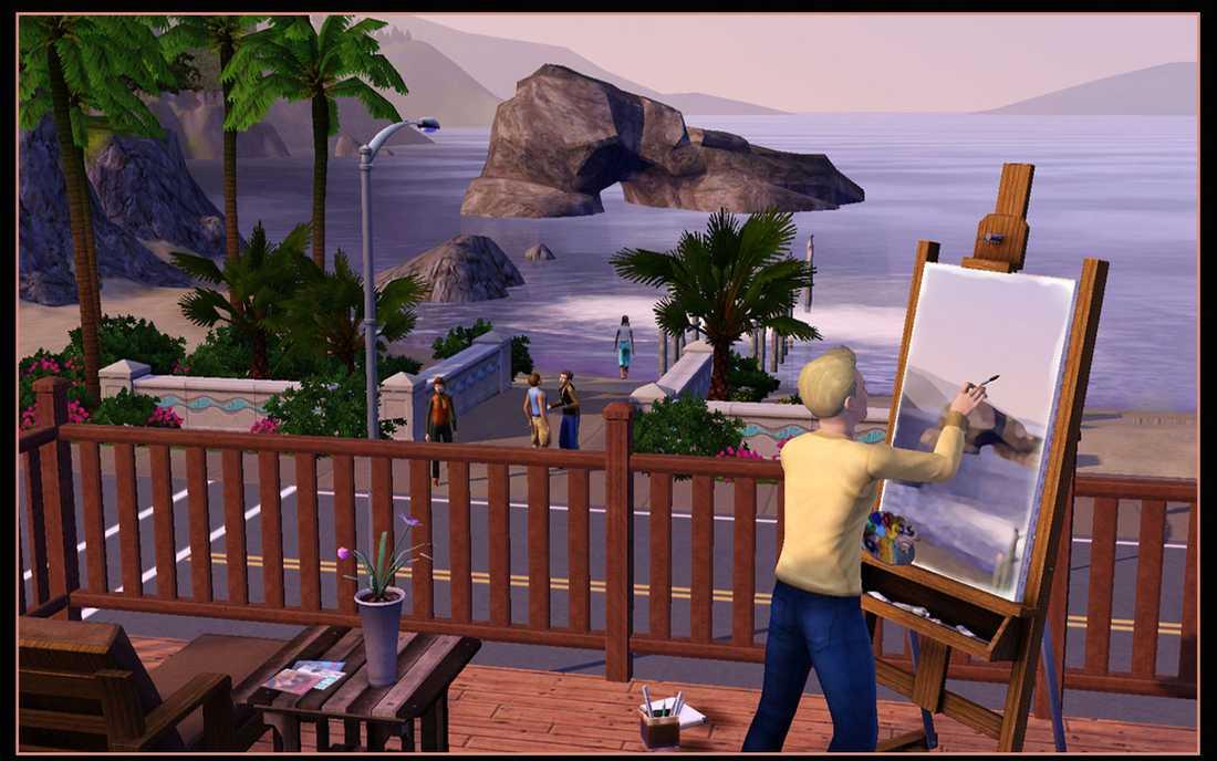"""The Sims 3"" släpps i Sverige i februari."