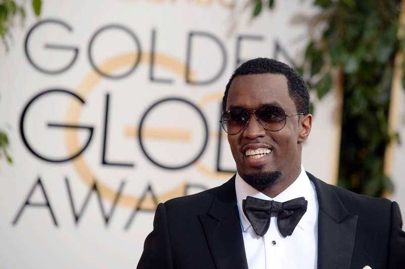 "Sean ""Diddy"" Combs."