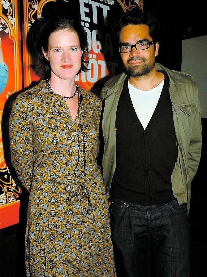 Anna Kinberg Batra och David Batra.