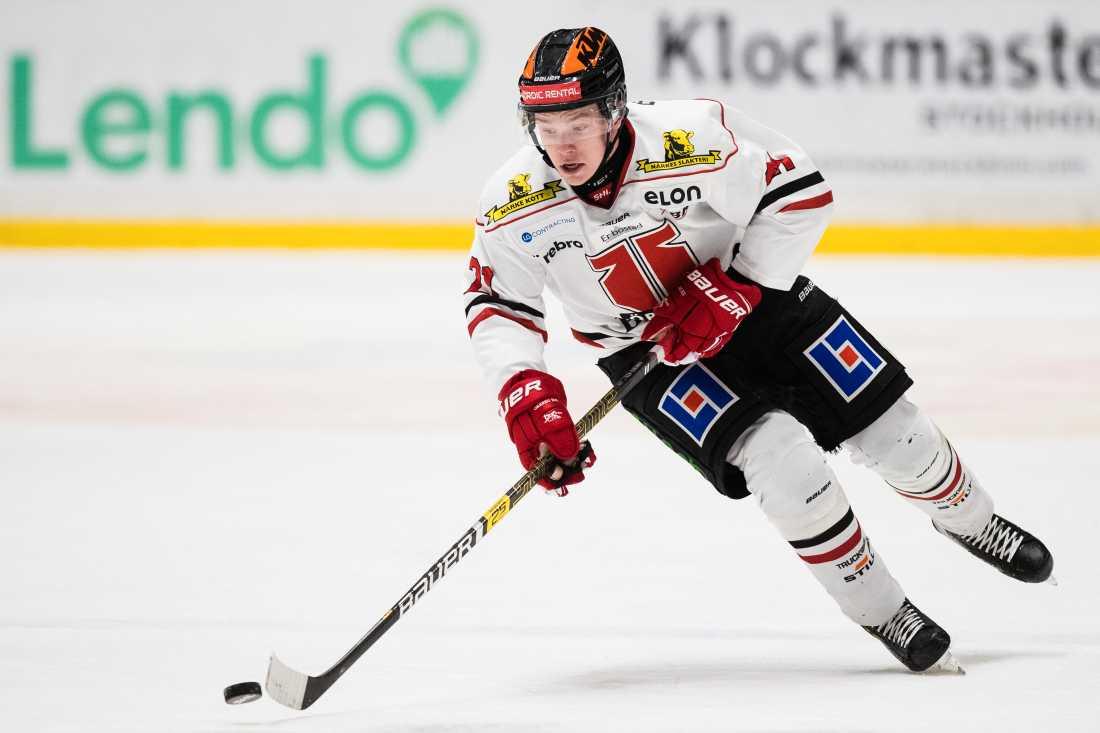 Linus Öberg.