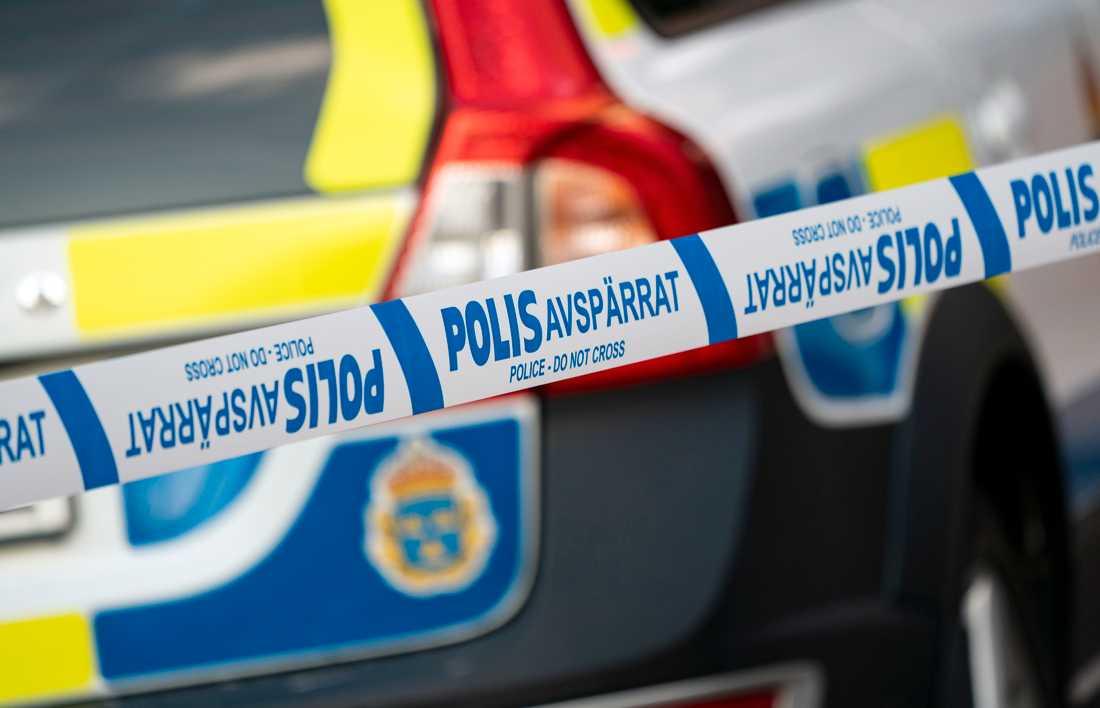 En kvinna i 35-årsåldern har gripits misstänkt för dråpförsök. Arkivbild.