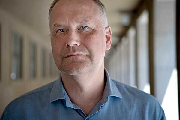 Vänsterparties avgående partiledare Jonas Sjöstedt.