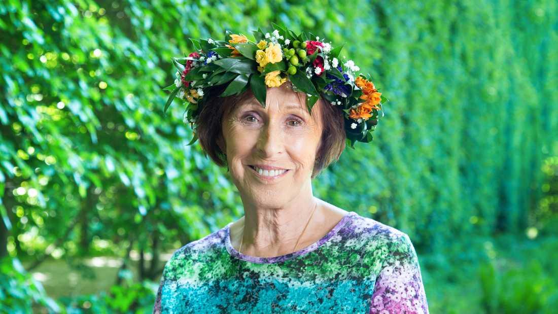Eva Rydberg.