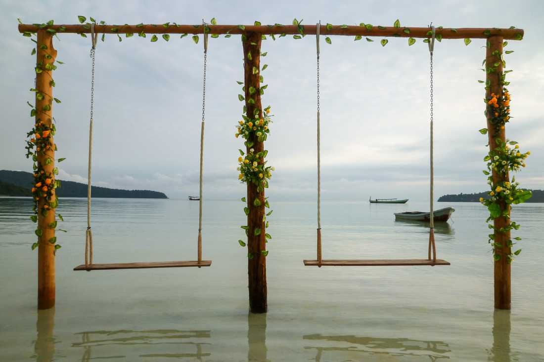 Romantik på Koh Rong