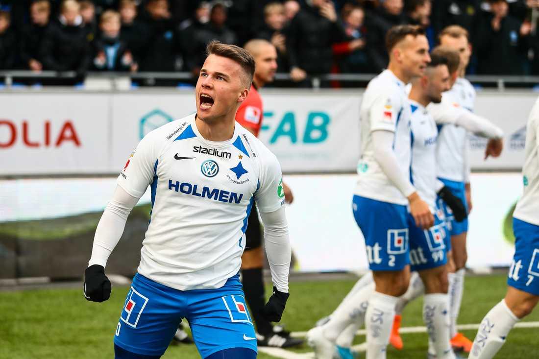 Simon Skrabb lämnar IFK Norrköping