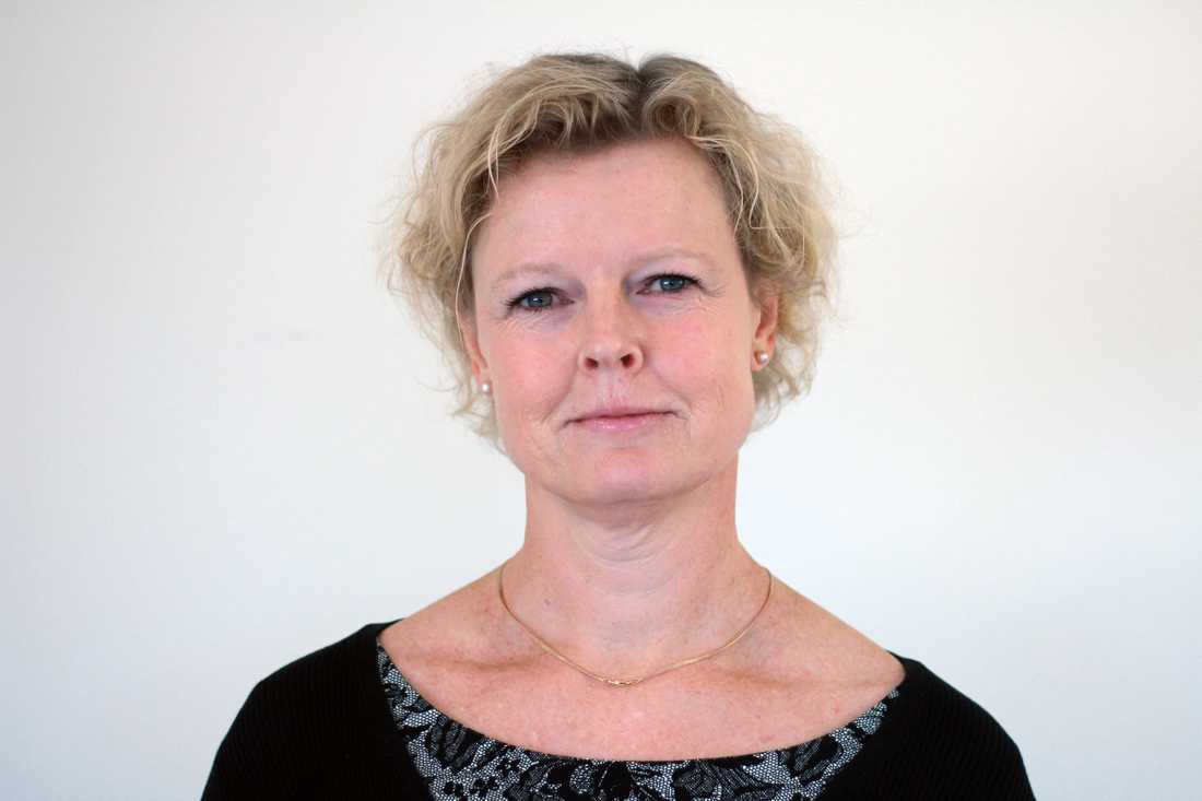 Psykolog Nadine Edberg.