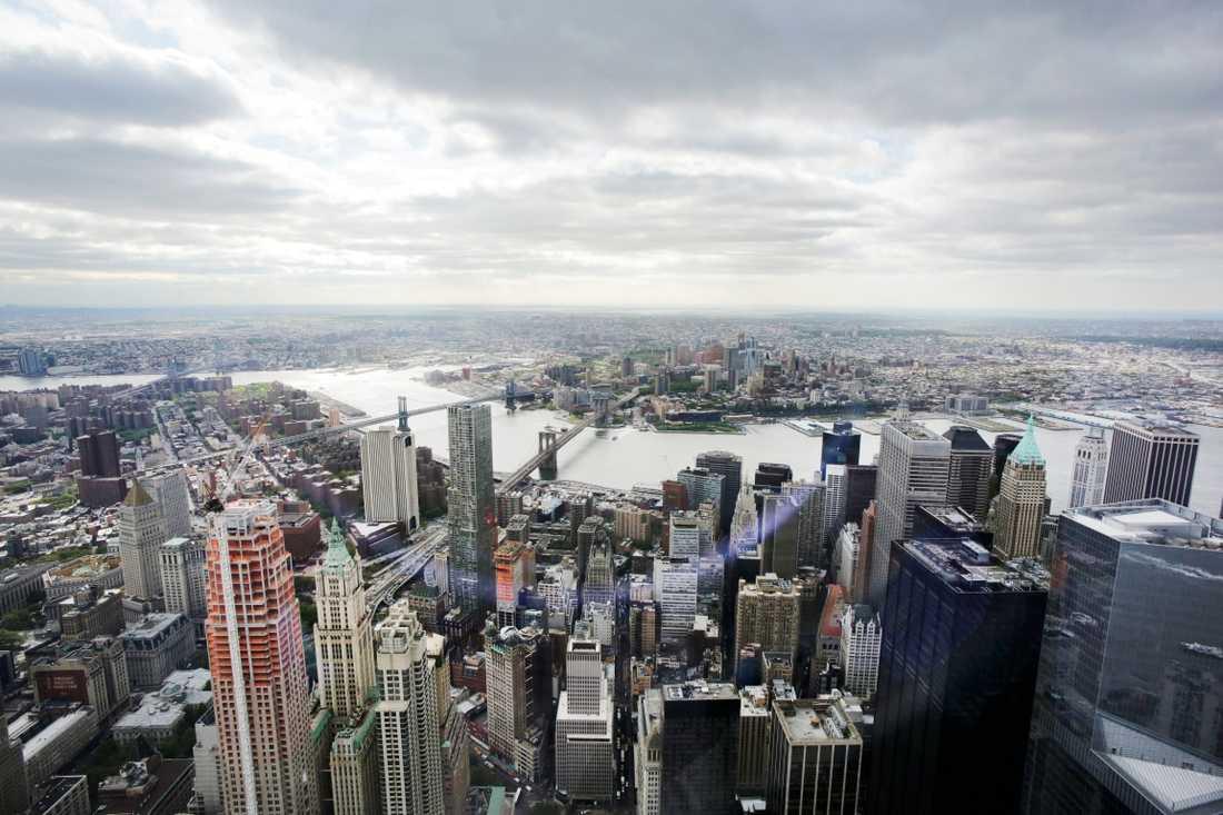 Unionen öppnade ett tillfälligt kontor i Brooklyn, New York, i november 2017.
