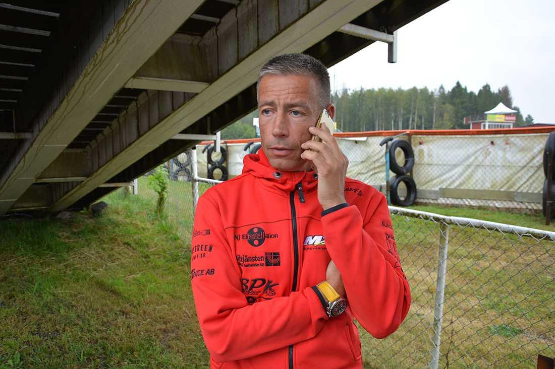 Magnus Zetterström, Smederna.