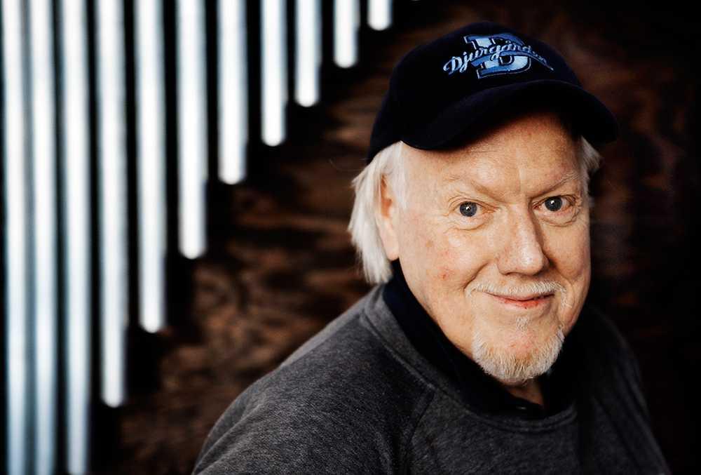 """Svante Thuresson, 76 år, musiker, Stockholm """"Ta det coolt."""""""