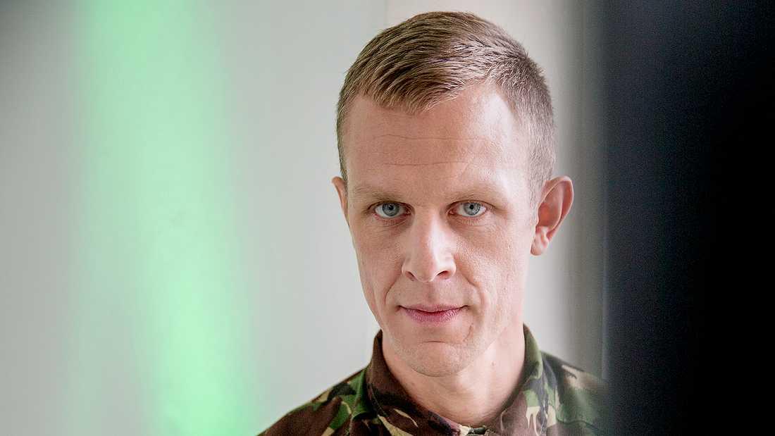"""Johan T Karlsson, """"Familjen""""."""