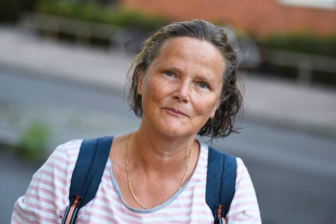 Theresa Benér säger att mordet var en chock.
