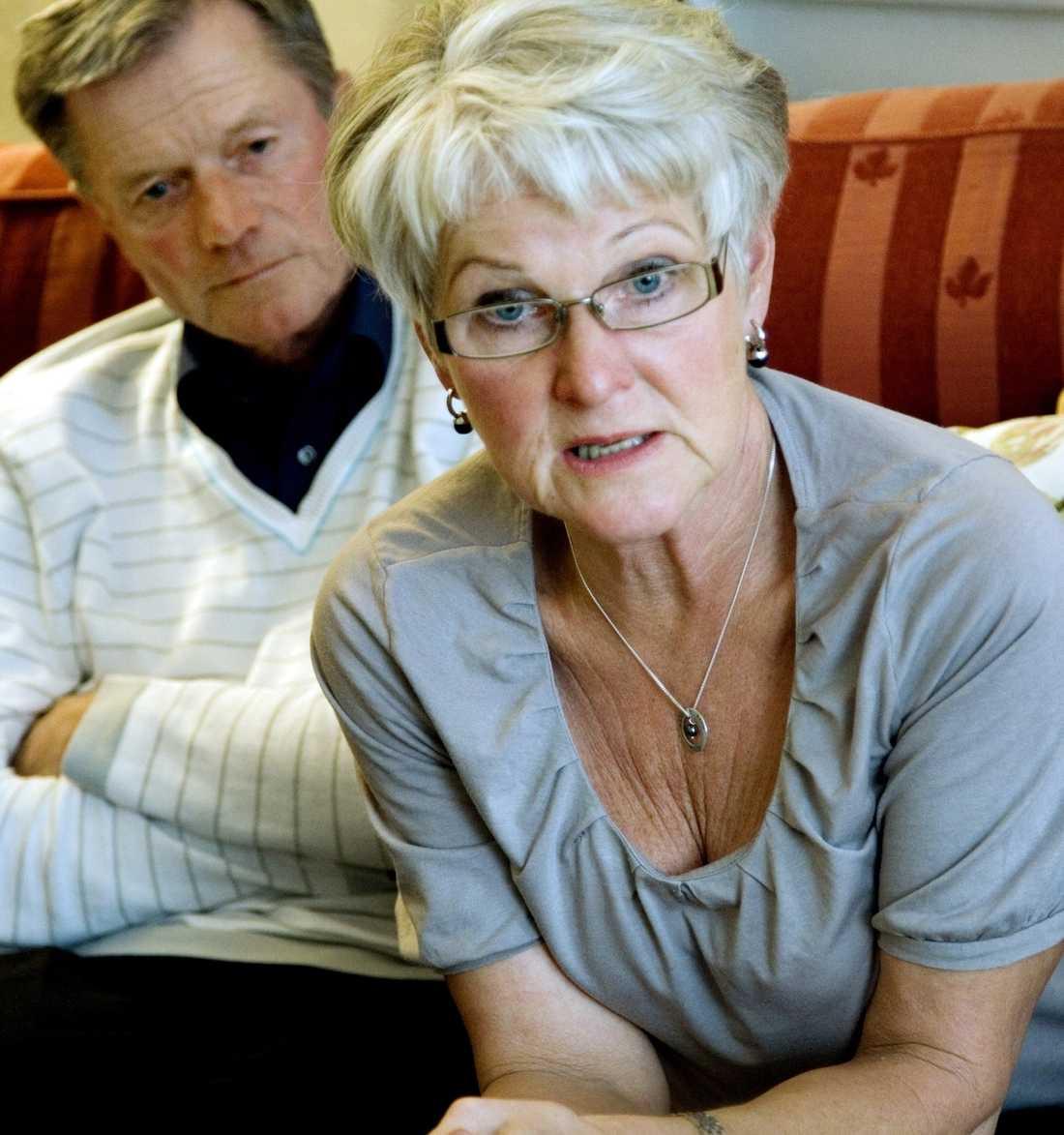 Om en vecka är det dags för Rosa bandets stora gala i Globen i Stockholm. Gunvor Äng och hennes man Lennart är några av galans hedersgäster.