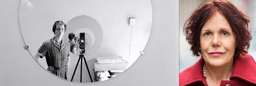 """T v bild ur filmen """"Finding Vivian Maier"""" från 2013. T h Christina Hesselholdt."""