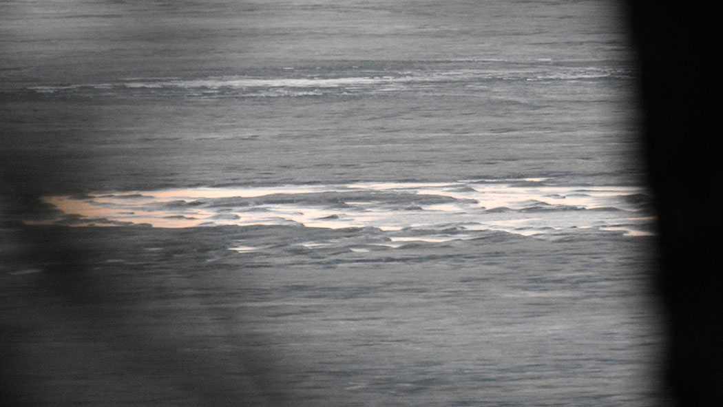 Två äldre män dog när de gick genom isen på sjön Yngaren på fredagen.