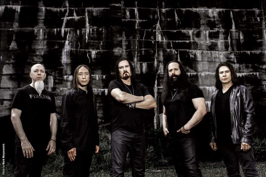 I en studio ute på landet i New York återfann Dream Theater sin kreativa gnista. Halleluja!