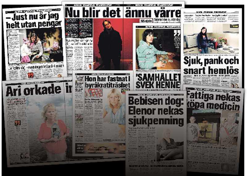 Artiklar ur Aftonbladet från 2010.