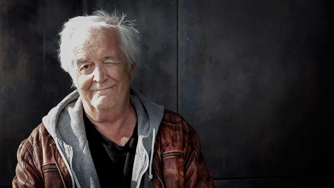 Henning Mankell. Foto: Marcus Ericsson
