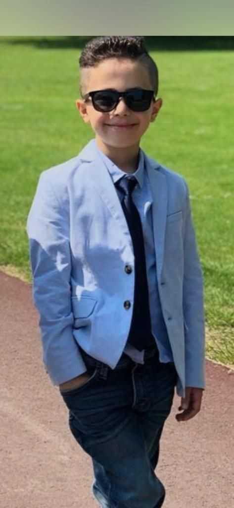 Sexåriga Rais drunknade under en simlektion i skolan.