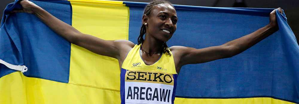 Abeba Aregawi är inte längre avstängd för dopning