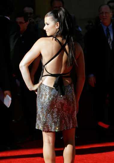 Danica Patrick på ESPY-galan.