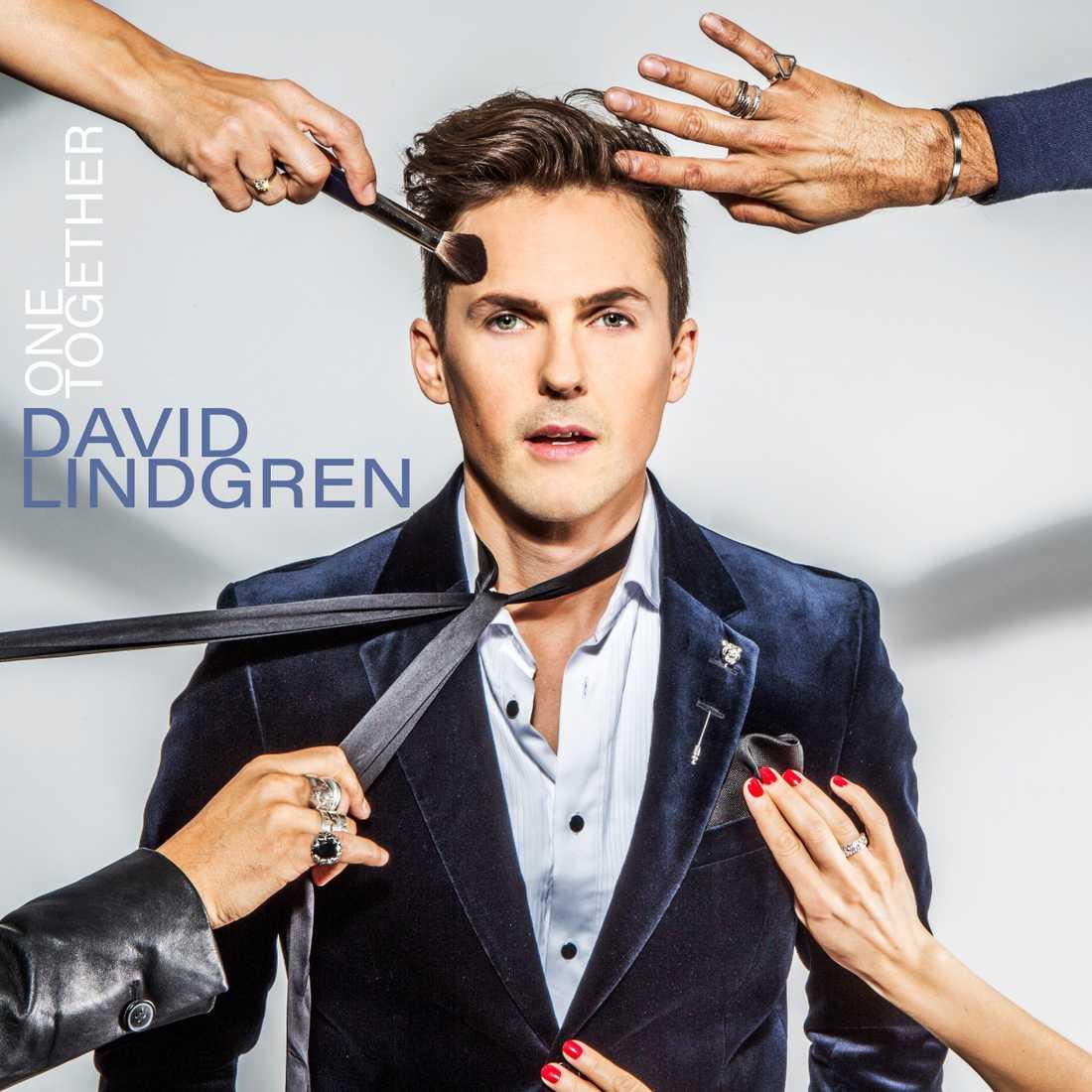 Omslaget på David Lindgrens singel – som nu alltså kommer att göras om.