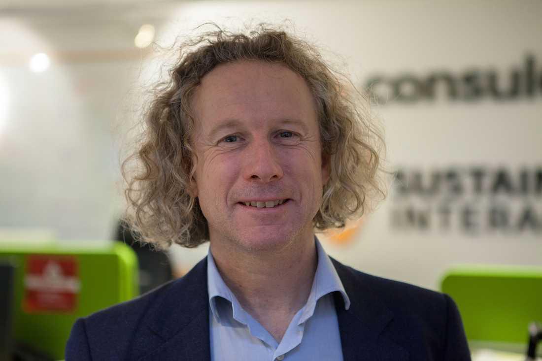 Psykologen och spelforskaren Jakob Jonsson vid Stockholms Universitet.