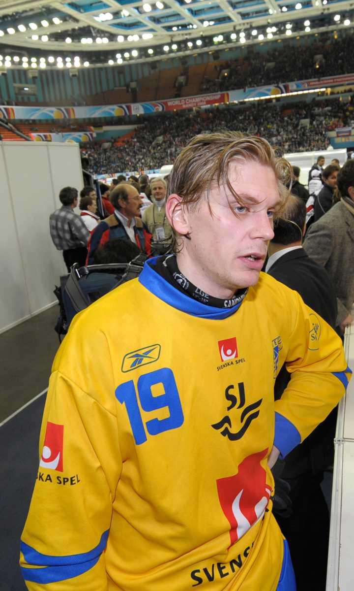 Patrik Nilsson.