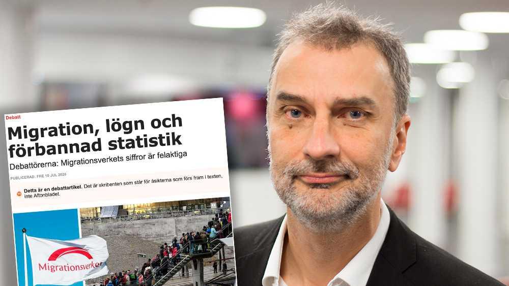 Migrationsverket välkomnar en debatt om en framtida svensk flyktingpolitik men den måste baseras på fakta och inte felaktiga påståenden, missförstånd eller okunskap, skriver debattören.