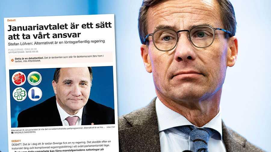 Jag är övertygad om att Sverige kan lösa de problem som nu plågar landet. Andra länder har gjort det och Sverige har löst svåra problem förr. Men då krävs beslutsamhet och handlingskraft, skriver Ulf Kristersson.
