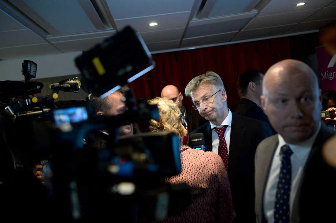 Migrationsverkets generaldirektör Anders Danielsson.