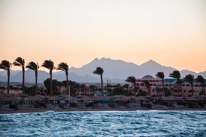 Arkivbild. I semesterparadiset Hurghada har ett brittiskt par dött i veckan.