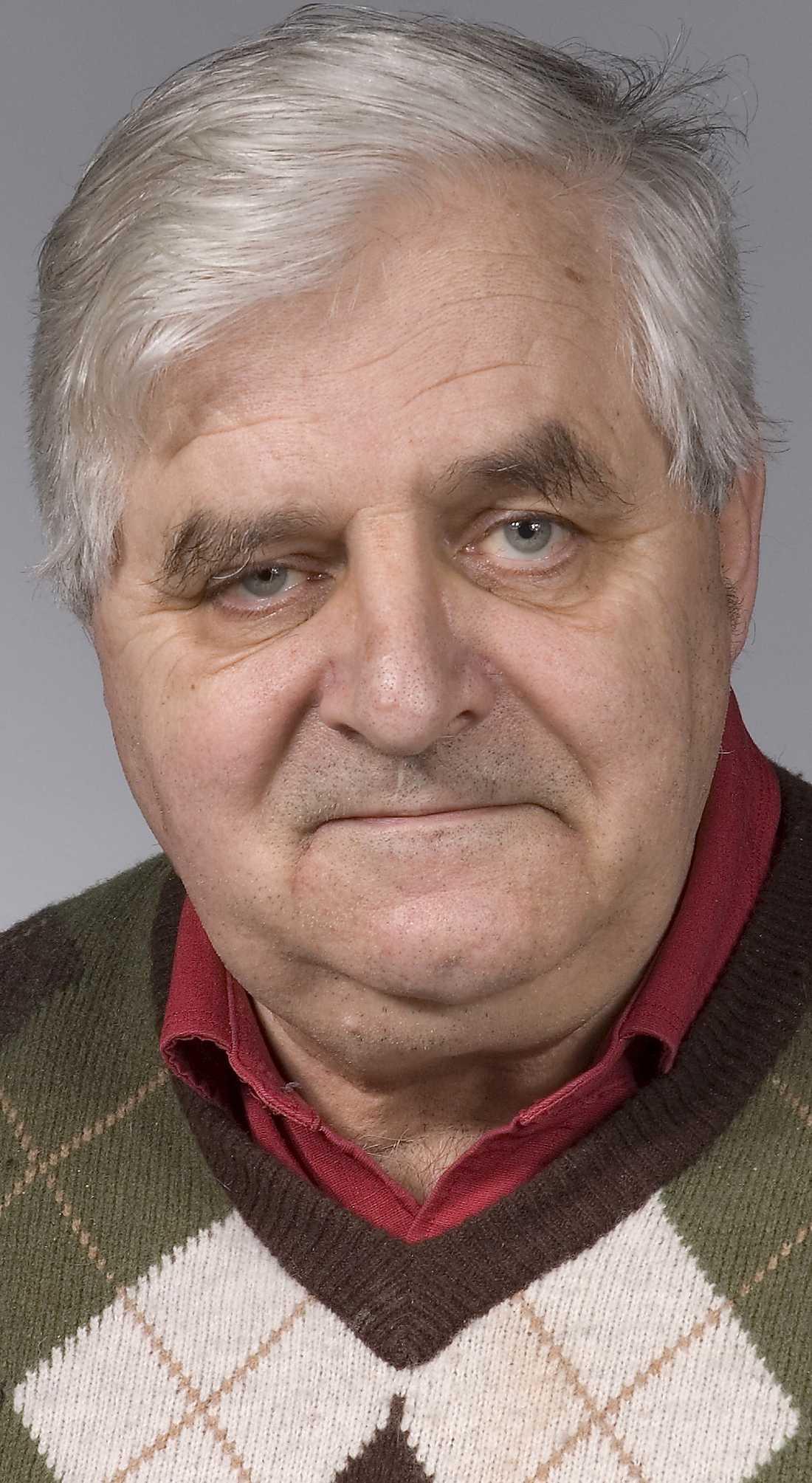 Christian Braunstein har varit ansvarig för uniformsreglementet hos Försvarsmakten.