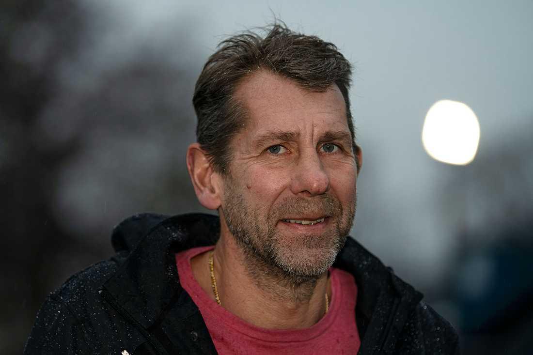 Magnus Wislander.