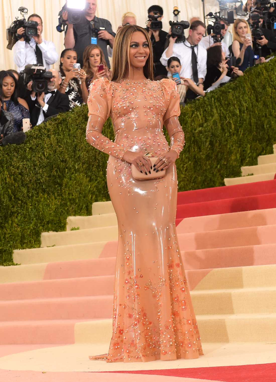 Beyoncé på årets Met gala