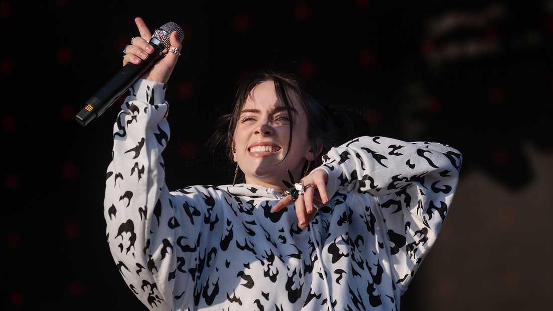 """Billie Eilish sa det bäst av alla: """"Duh!"""""""
