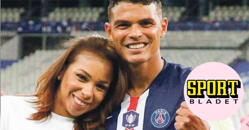 Thiago Silvas fru riktar ilska mot Daniel Amartey