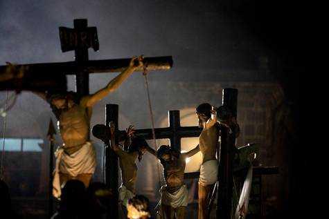 Jesus död och återuppståndelse