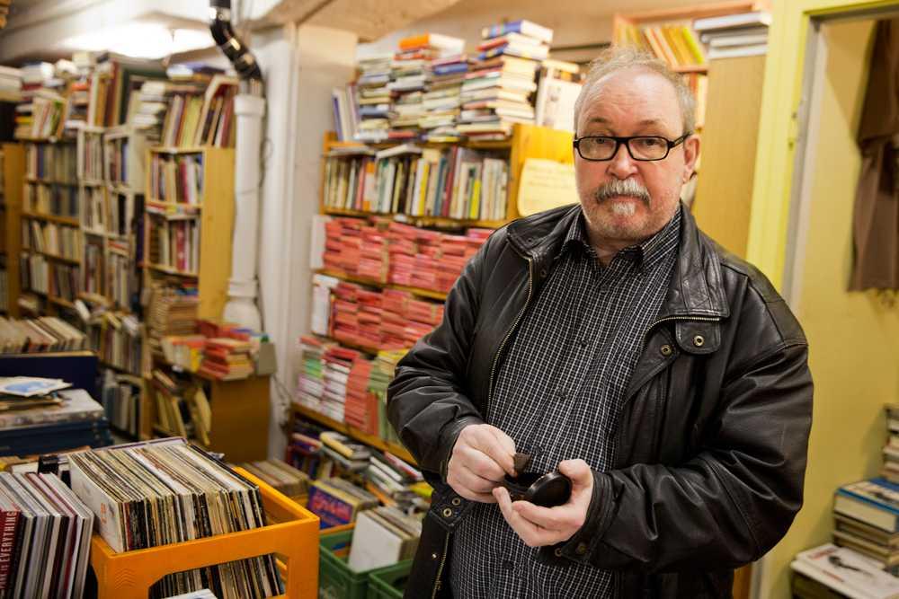Mats Sacher, engagerad snusare som DO-anmält staten för snusdiskriminering, och skrivit protestbrev till regeringen mot höjd snusskatt.