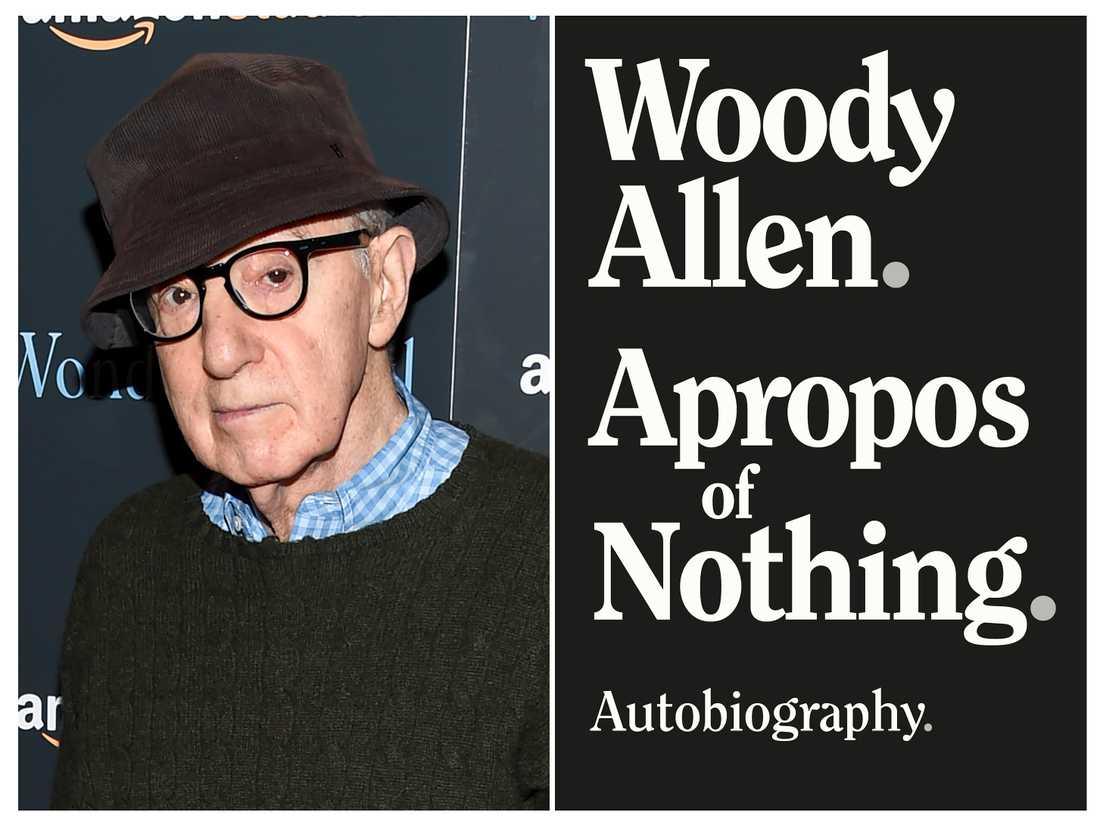 Woody Allens memoarer kommer nu på svenska. Arkivbild.